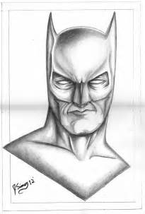 Cool Batman Drawings in Pencil