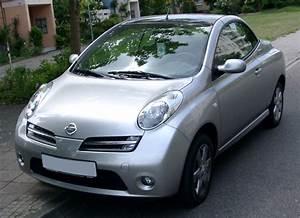 Nissan Micra Cabriolet : 2008 nissan micra coupe cabriolet k12c pictures ~ Melissatoandfro.com Idées de Décoration