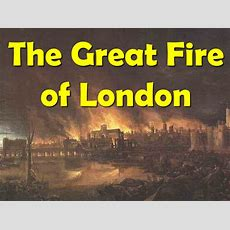 The Great Fire Of London By Graham4444  Teaching Resources Tes