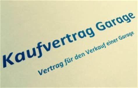Kaufvertrag Garage Auf Pachtgrundstück by Kaufvertrag Garage Muster 100 Kostenlos Downloaden