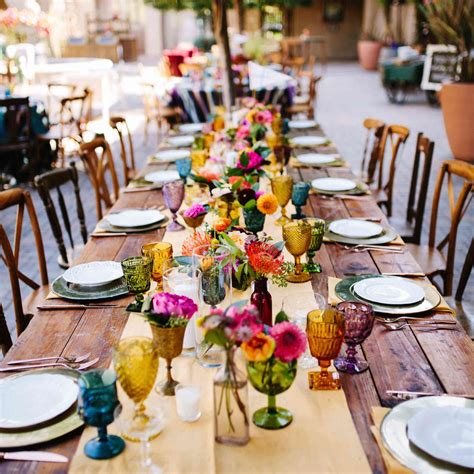 75 Colorful Wedding Ideas That'll Make Your Big Day Pop