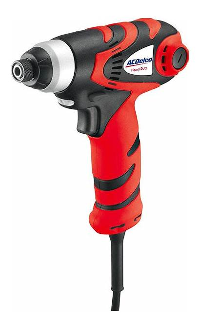 Corded Impact Driver Acdelco Compact Delco Ac