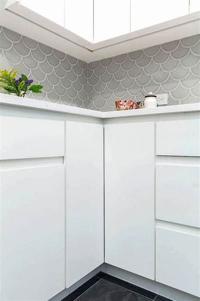 Kitchen Odd Refresh Shaped Cabinet Countertop Leads