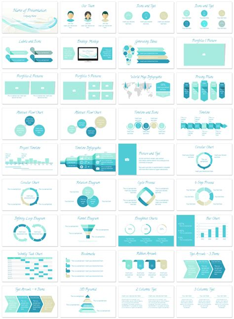 slide deck templates abstract watercolor powerpoint template presentationdeck