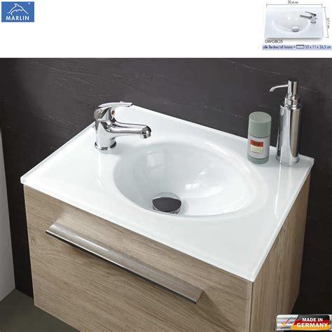 waschtisch mit unterschrank 50 cm marlin 3010 waschtisch set 50 cm mit glas waschtisch impuls home