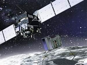 Fond d'écran Satellite Rosetta