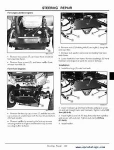 John Deere 100 Series Tractors Tm2328 Technical Manual Pdf