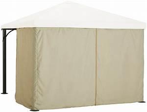 Pavillon Seitenteile Mit ösen : seitenteile f r pavillon oriental sandfarben otto ~ Whattoseeinmadrid.com Haus und Dekorationen
