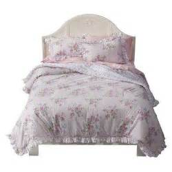 simply shabby chic 174 misty rose comforter from target bedroom