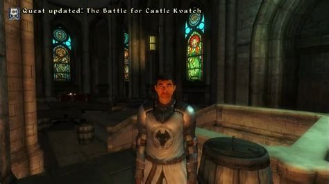 oblivion walkthrough main quest battle  castle