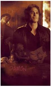 Damon - The Vampire Diaries TV Show Wallpaper (15130987 ...
