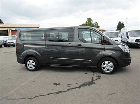 Ford Custom Tourneo 9 Seater Mpv Pearcebros