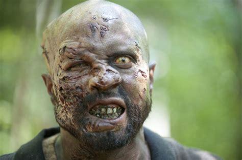 zombie dead walking zombies season half makeup dailydead wd twd walkers behind extreme labels scenes halloween