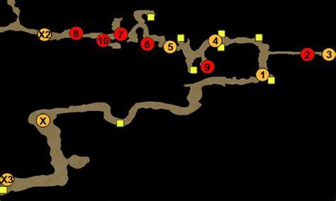 dungeon siege map maps act 1 dungeon siege iii guide gamepressure com