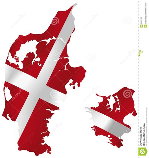 The denmark flag is the oldest flag in the world that is still used today. Denmark flag - Free Large Images