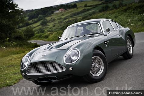 aston martin classic classic aston martin db4 zagato recreation for sale