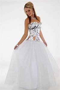 free shipping 2016 new style strapless true timber With white camo wedding dresses
