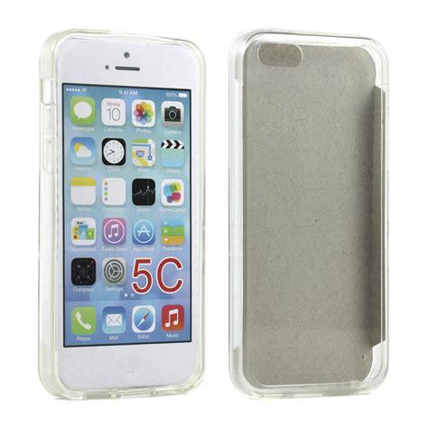 iphone 5c clear apple iphone 5c clear hybrid clear