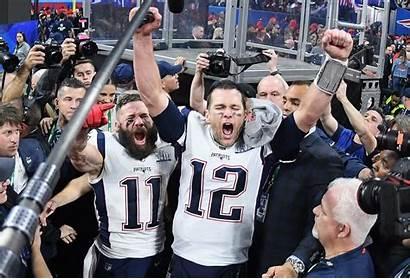 Patriots Super Bowl Brady Tom England Edelman