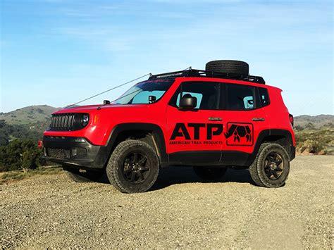 40 Jeep Renegade  Compass Lift Kit