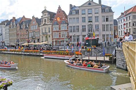 Bootjes Gent by De Bootjes Van Gent Rederij Dewaele Visit Gent