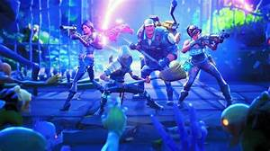 Fortnite Servers Down Due To Database Crash Updated