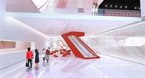 Asymptote Architecture Unveils Sejong Center For
