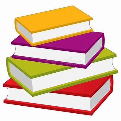 Vector Books Stack Pile Illustration Adobe Bluffs