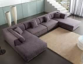 u shaped fabric sectional sofa am b330 field point drive pinter - U Sofa