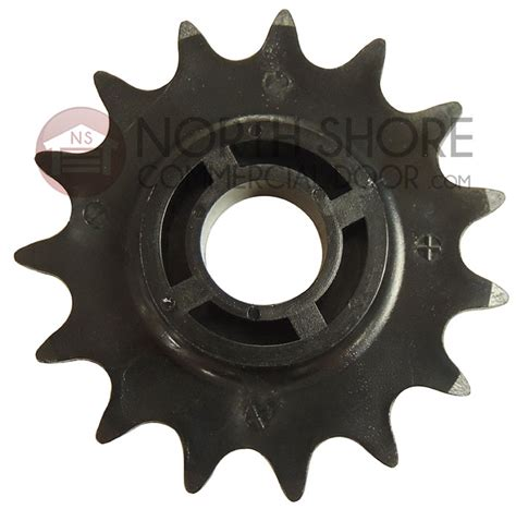 Door Opener Sprocket by Allstar 009145 Garage Door Opener Rear Idler Sprocket