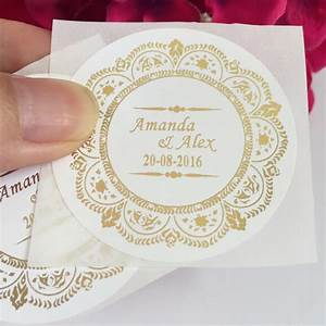 90 pcs vintage wedding decoration personalized stickers With custom stickers for wedding favors