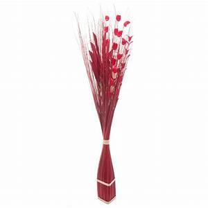 fleurs sechees rouges h 150 cm ting ting maisons du monde With chambre bébé design avec livraison fleurs exotiques Ï domicile