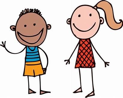 Intern Aks Classes Gutt Jente Og Illustrasjon