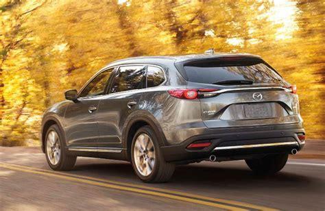 2018 Mazda Cx-9 Safety Rating