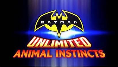 Animal Unlimited Batman Instincts Blu Ray
