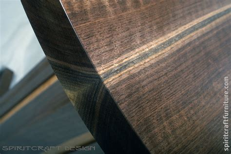 custom solid wood table tops  edge slab tables