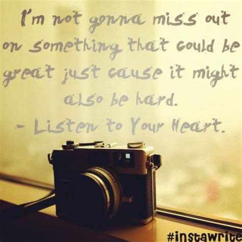 Listen To Your Heart Movie Quotes