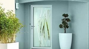 Porte D Entrée Vitrée Aluminium : prix d 39 une porte d 39 entr e aluminium co t moyen tarif ~ Melissatoandfro.com Idées de Décoration