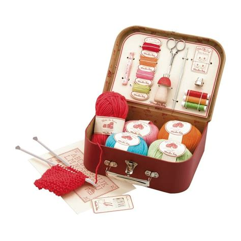year olds moulin roty les valises sewing kit