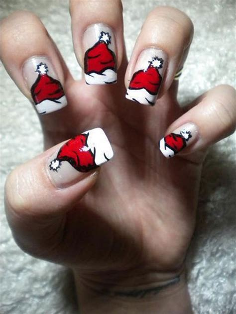 9 Best Christmas Nail Art Designs with Images | Styles At Life