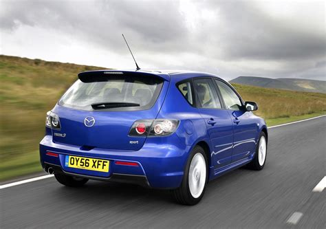 Mazda 3 Hatchback (2004  2008) Photos Parkers