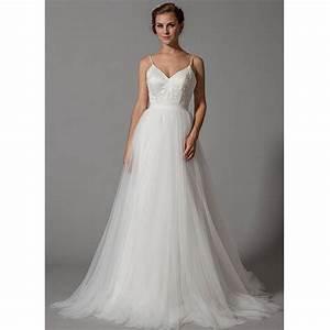 v neck embellished wedding dress by elliot claire london With embellished wedding dress