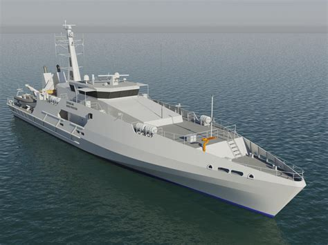 Armidale Class Patrol Boat Specifications by 2011 Defesa Global Page 36