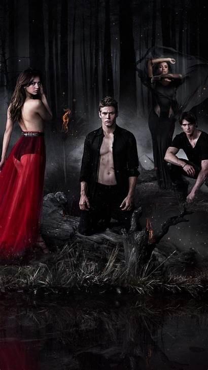 Vampire Diaries Iphone Wallpapersin4k