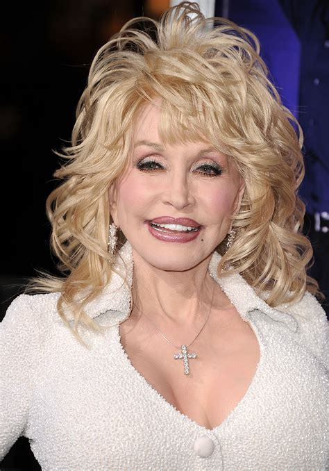 how is dolly parton people dolly parton