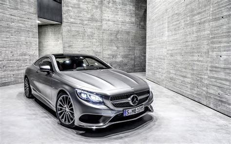 Mercedes S Class Wallpapers by 2014 Mercedes S Class Coupe Wallpaper Hd Car
