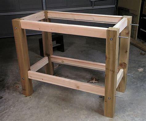pin de jay johnson em workshop workbenches wood