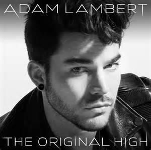 adam lambert review adam lambert the original high album review time