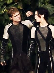 The Hunger Games Movie images Peeta & Katniss-Catching ...