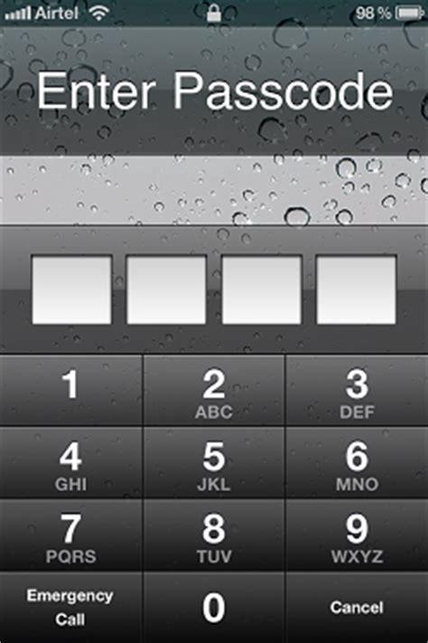 iphone screen lock bypass iphone lock screen on ios 4 1 bug